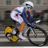 Cycling: Road World Champ. 2011 / TT Women Elite