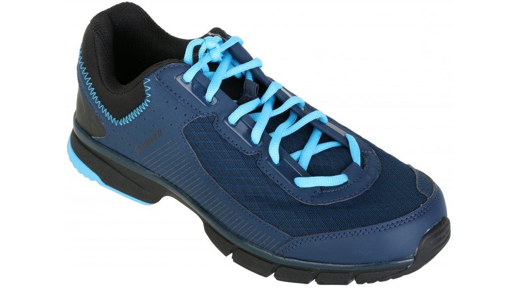 Specialized Cadet Shoe Deep Blue Black Neon Blue
